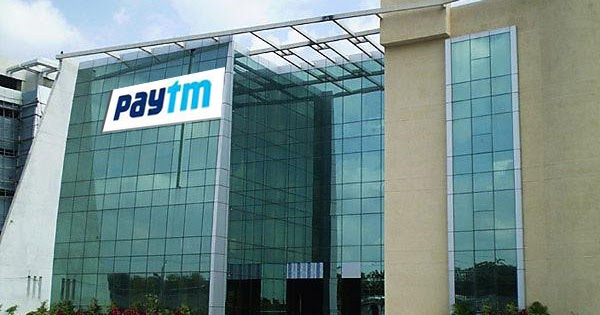 Image result for paytm headquarters